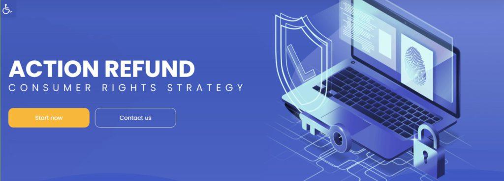 Action Refund Website