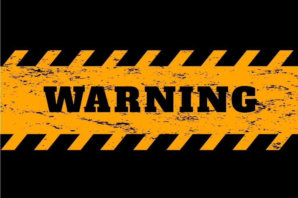 TradeVtech warnings
